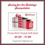 Saving for the Holidays Sweepstakes