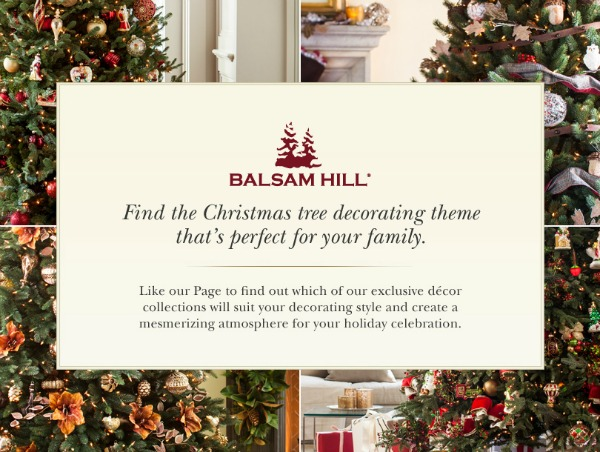 balsam hill giveaway