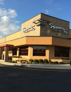 Seasons 52 restaurant at Marketfair