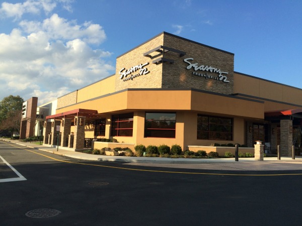 seasons 52 review new restaurant in princeton