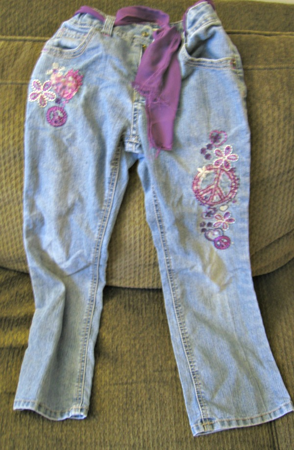craft from hand me down jeans