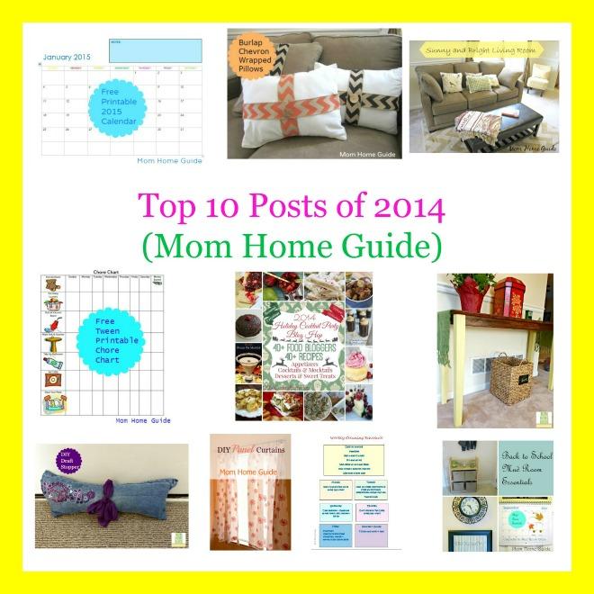 top ten posts of 2014