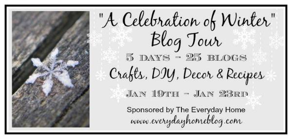celebration of winter blog tour