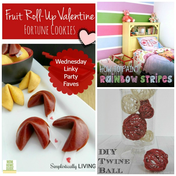 Wednesday Linky Party Favorites
