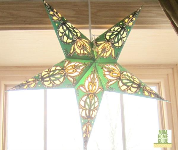winter star lantern