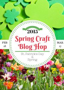 spring craft blog hop