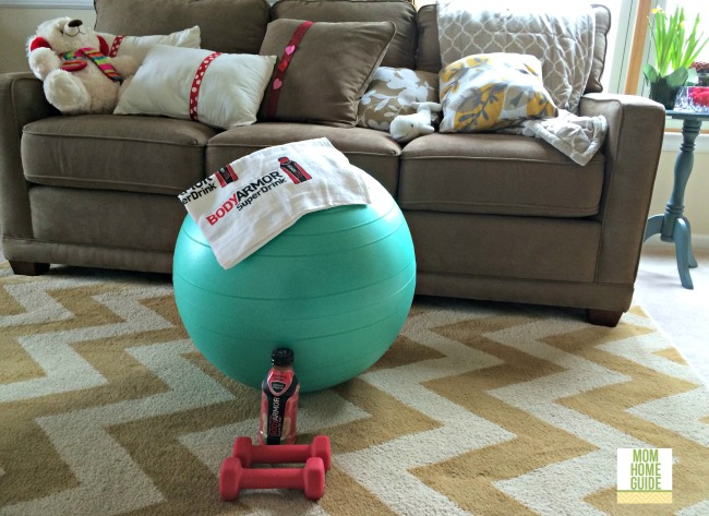 diy home exercise equipment