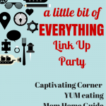 A Little Bit of Everything Link Up Party (#07)