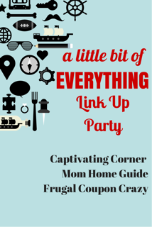 a little bit of everything link up party
