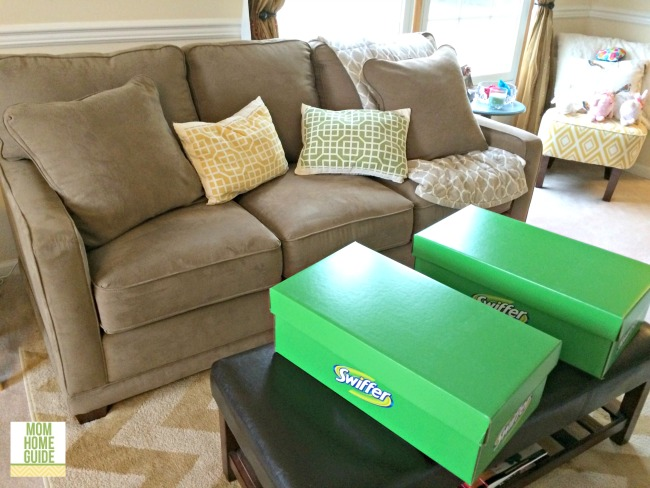 Swiffer Big Green Boxes, #swifferdads