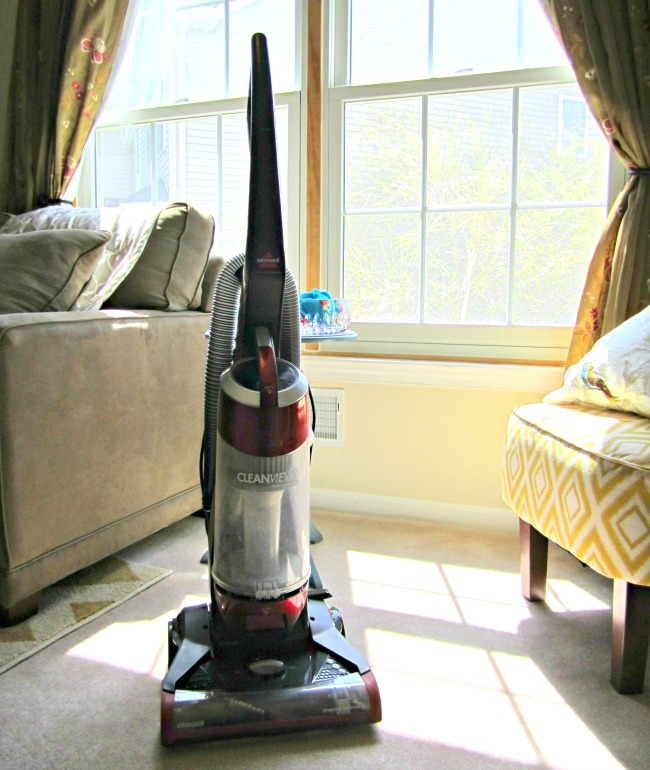 Bissell CleanView Complete Pet Bagless Upright Vacuum