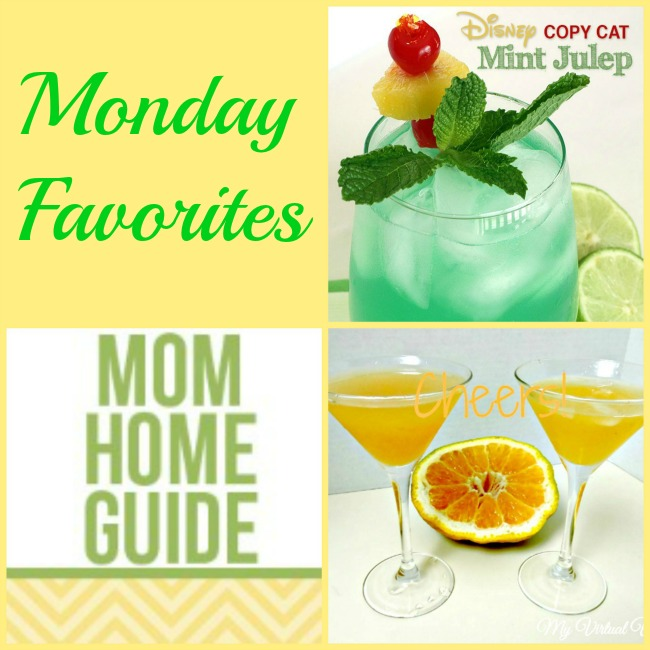monday linky party favorites