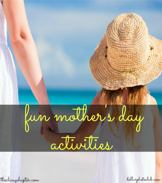 10 mothers day activities