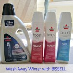 Wash Away Winter BISSELL Giveaway