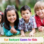 Fun Backyard Games for Kids – Plus TruGreen Sweepstakes!