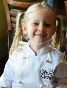 take our sons and daughters to work day, free kids meal at olive garden
