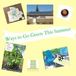 15 Ways to Go Green /#SunrunSolar Sweepstakes