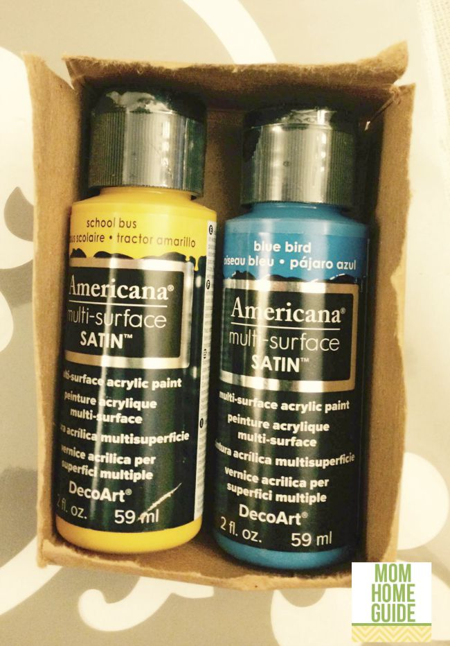 American Acrylic Paints