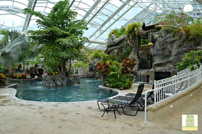 The Biosphere at Grand Cascades Lodge