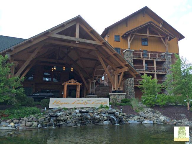hope lake lodge in Finger Lakes region