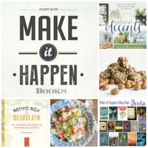 make it happen blog hop books