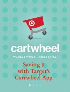 Target's cartwheel app