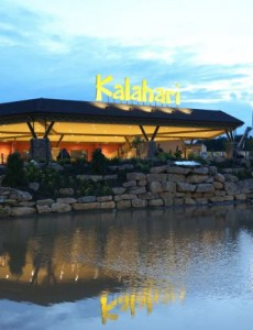 Kalahari is a new Poconos Resort in PA with an indoor waterpark!