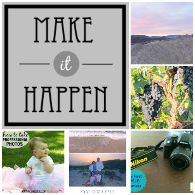 Make It Happen Blog Hop