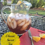 Classic Sweet Tea Recipe
