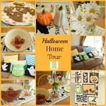 Holiday Craftacular: Halloween Home Tour