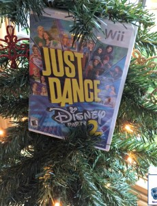 The Just Dance video game for the Wii makes for a fun holiday gift for kids and tweens!