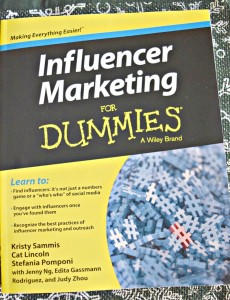 Influencer Marketing for Dummies has lots of valuable information for bloggers on how to work with brands