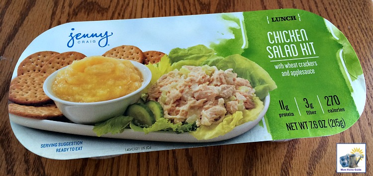 Jenny Craig Chicken Salad Kit