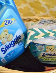 Using Snuggle and mesh laundry bags to make socks softer -- and to keep from losing socks!