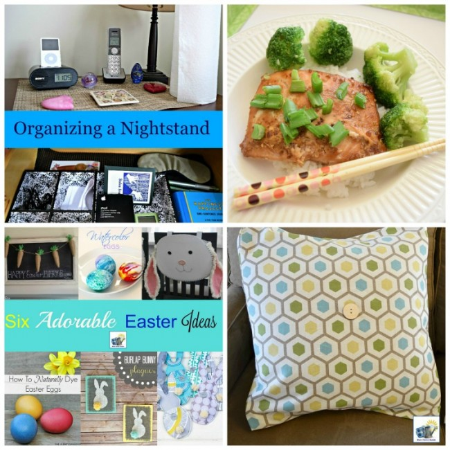 recent crafts, recipes and projects on Mom Home Guide