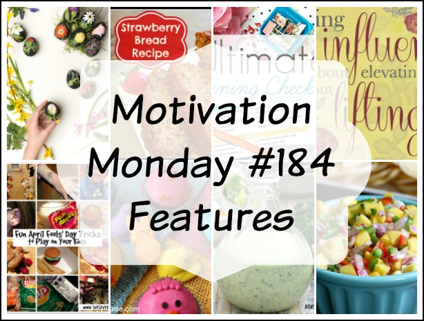 motivation monday features