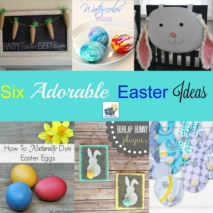 six easter ideas