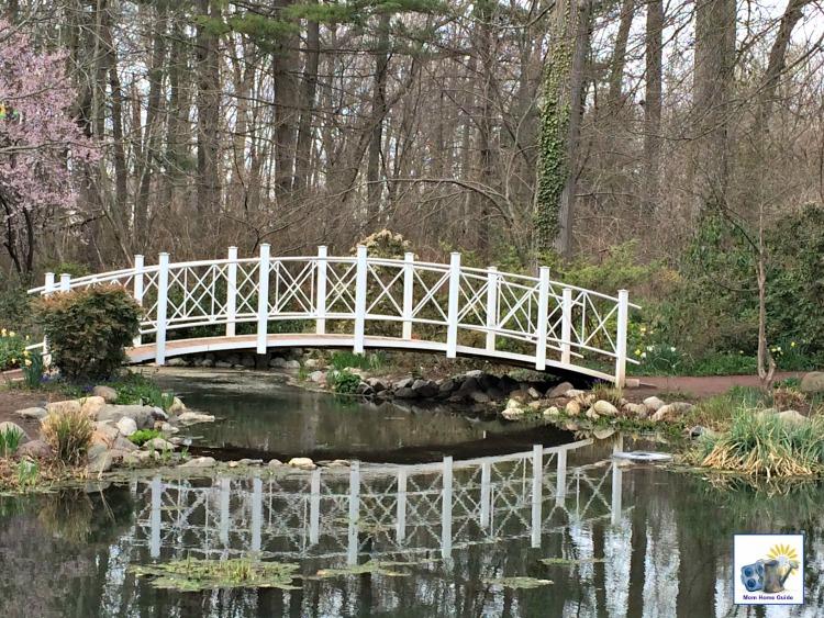 Sayen Gardens in Hamilton, NJ