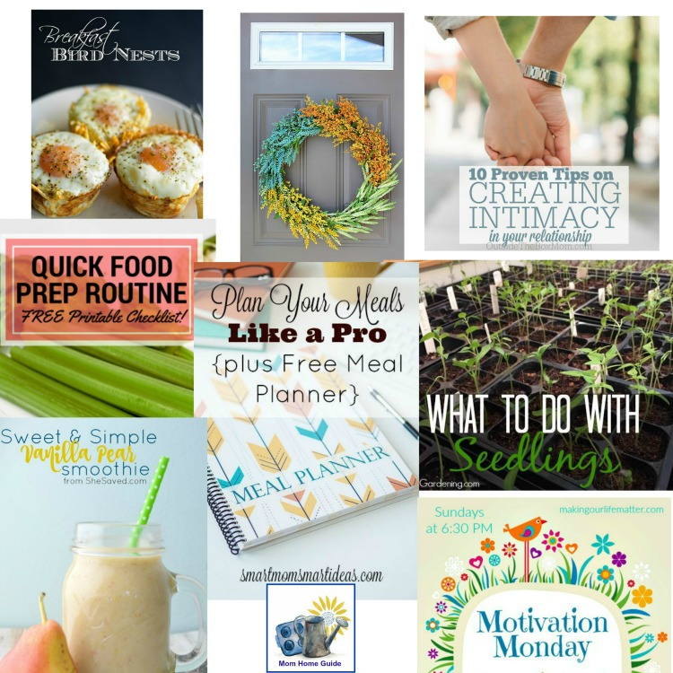 Motivation Monday April 18 Party Picks