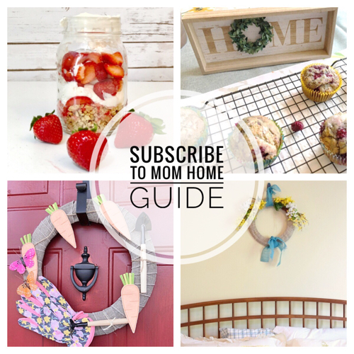 Get free daily inspiration in your inbox with Mom Home Guide emails