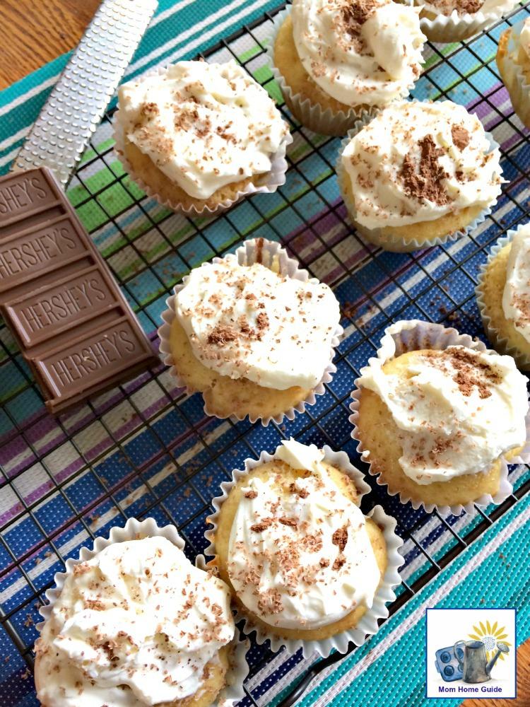 Easy and delicious recipe for Tiramisu cupcakes