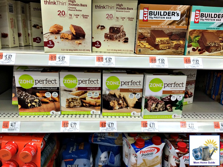 ZonePerfect Bars at Walmart