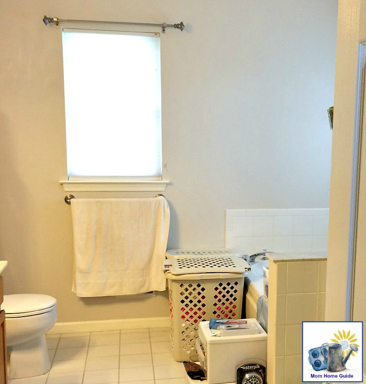My home's master bathroom is in need of a makeover