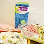 Southwestern Casserole & Easy After-Dinner Clean Up #ScrubCloth