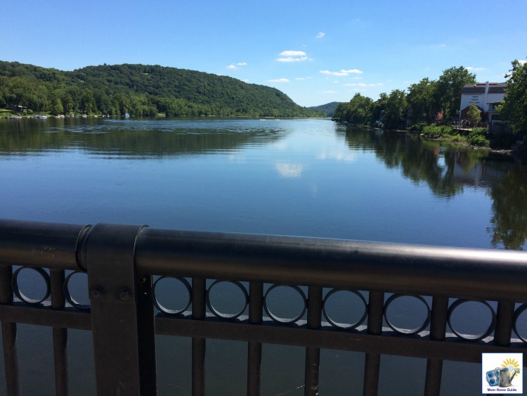 My daughters and I recently enjoyed a fun day trip to New Hope, Pa., and Lambertville, NJ.