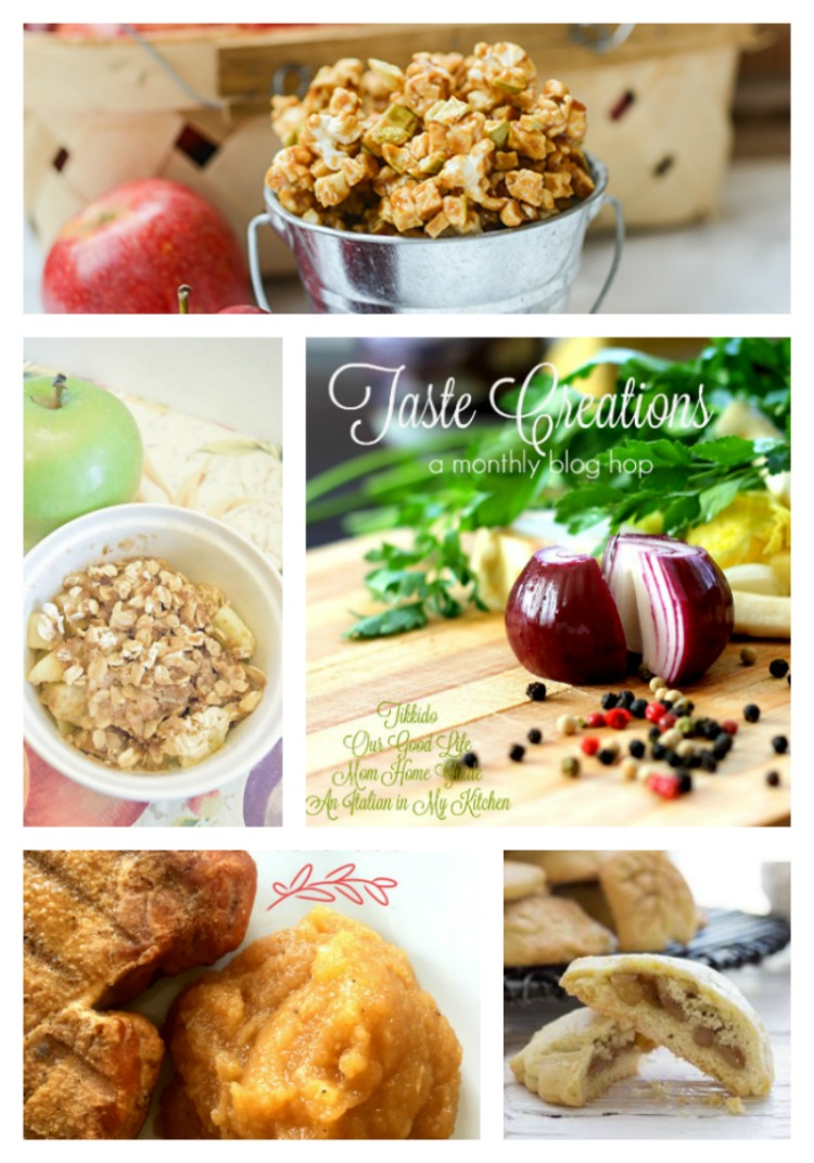 Four delicious apple recipes for fall