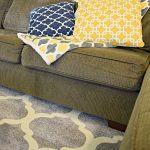 Cozy Family Room (and Rug Giveaway!)