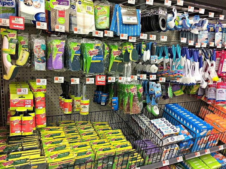Scotch-Brite Lint Rollers at Walmart