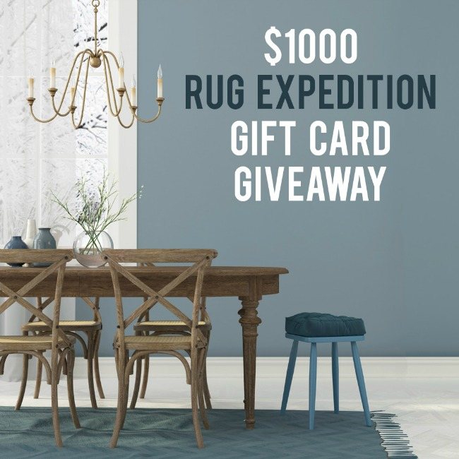 Rug Expedition Giveaway