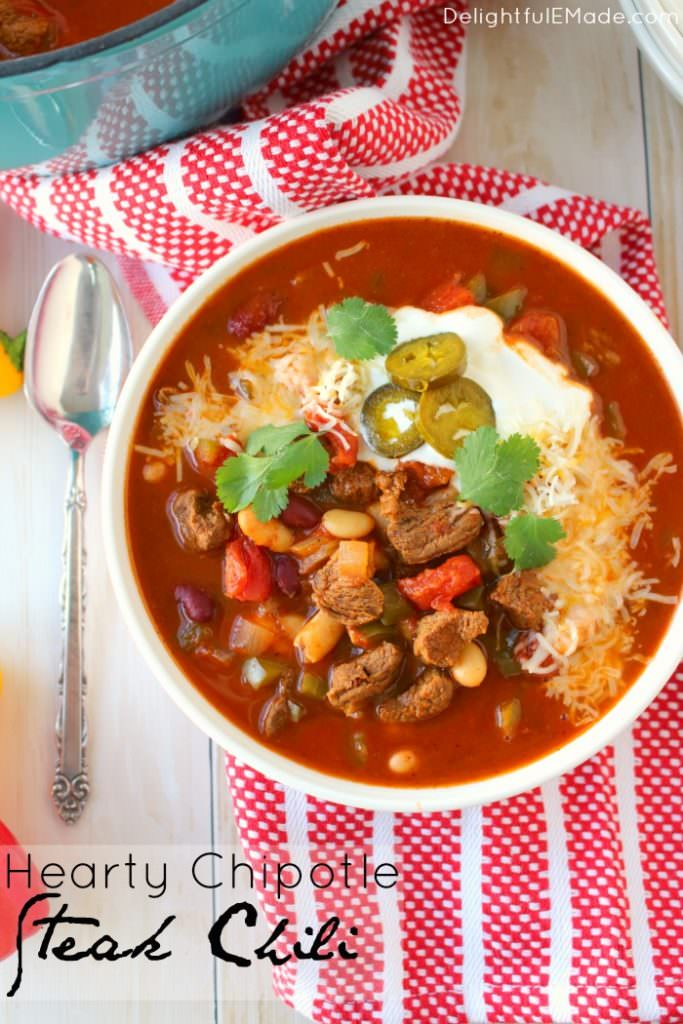 Chipotle Chili recipe
